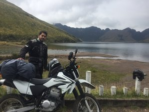 4 Day Northwest Culture Revival Guided Motorcycle Tour in Ecuador