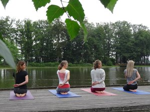 8 Day Yoga and Meditation Retreat in a Monastery near the Veluwe