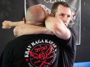 1 Month Private Online Krav Maga Training for 2 Persons