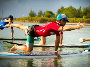 2 Days Stand UP Paddle Yoga Teacher Training in Bali, Indonesia
