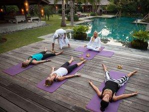 8 Days Fast Detox and Yoga Retreat in Bali