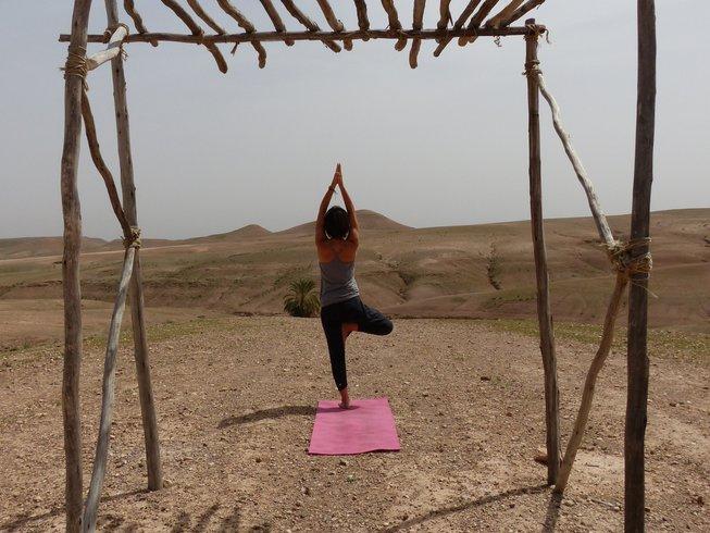 4 días retiro de yoga y cultura en Marrakech, Marruecos