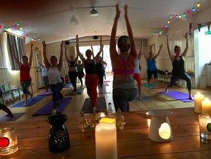 5 Day Refreshing Yoga Retreat in El Gastor, Cadiz, Andalusia