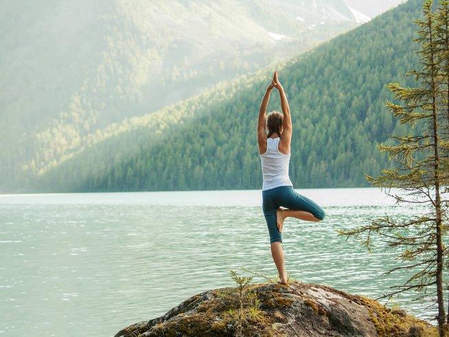 2 jours en stage de yoga tibétain à Wexford, Irlande