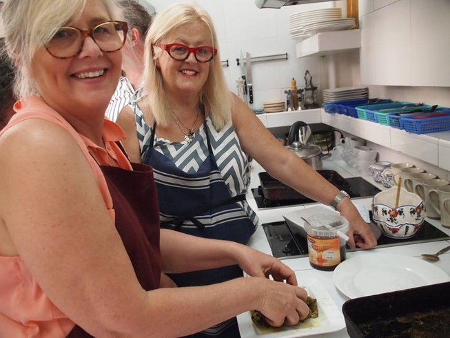 5 Days Girls Escapade Cooking Holidays in Morocco