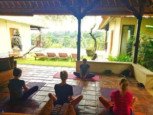 4 Days Relaxing Yoga Retreat in Bali