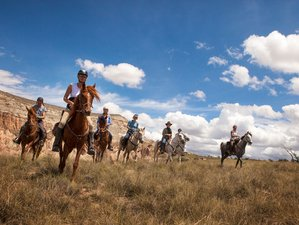 8 Days the Progressive Guesthouse Horse Riding Trail in Central Anatolia, Turkey