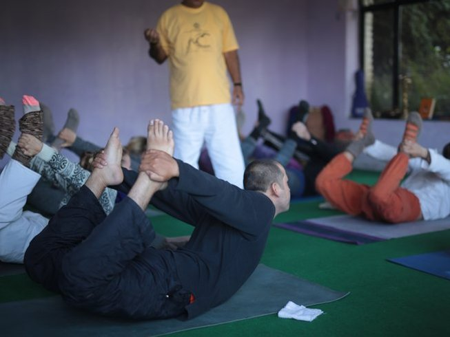 6 días retiro lujoso de yoga gentil y meditación en Jodhpur, India