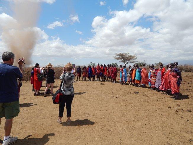 7 Days Wildebeest Migration Kenya Safari