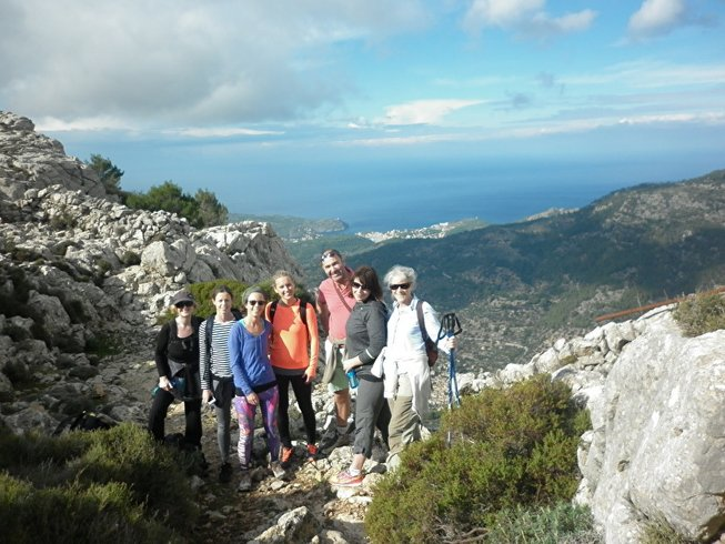 4 Days Walking and Yoga Retreat Spain