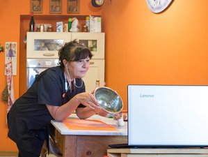 4 Day Vegetarian Tuscan Menu Online Course Live From Italy