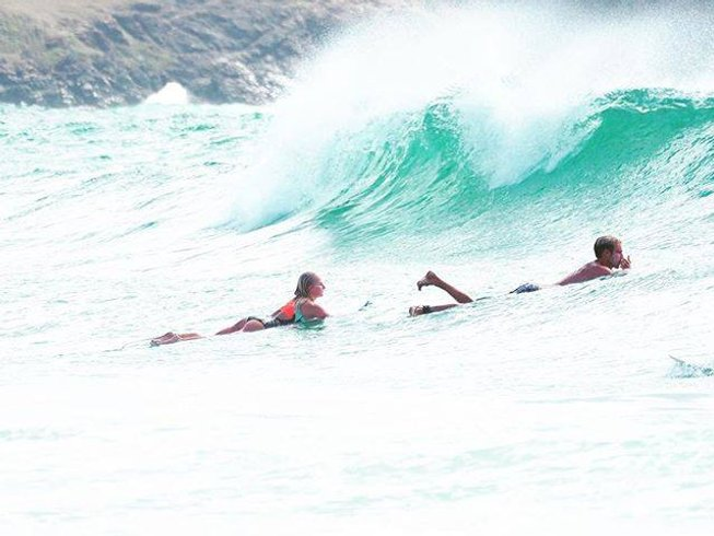 5 Days Aussie Adventure Surf Camp in New South Wales, Australia