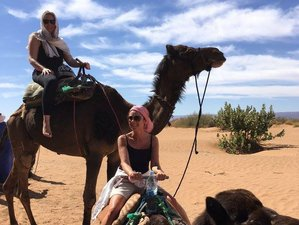 8 Days Sahara Desert Reiki and Yoga Retreat in Morocco