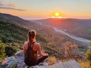 8 Tage Yoga Retreat mit Meditation und Breathwork an einem Wunderschönen Ort der Stille in Messini