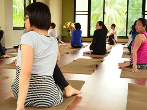 5 Day Yoga Detox and Juice Cleanse in Yu Jing District, Tainan County