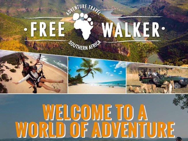 12 Days South Africa Safari and Tour