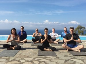 6 Days Form Plus Flavors Culinary, Meditation, and Yoga Holiday Amalfi Coast, Italy