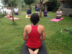 3 jours en retraite de yoga, méditation et trekking à Katmandou, Népal
