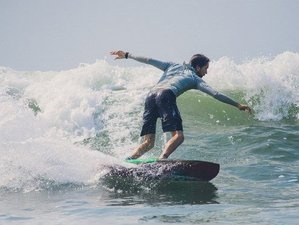 4 Day Beginners Surf Lessons in Goa, India