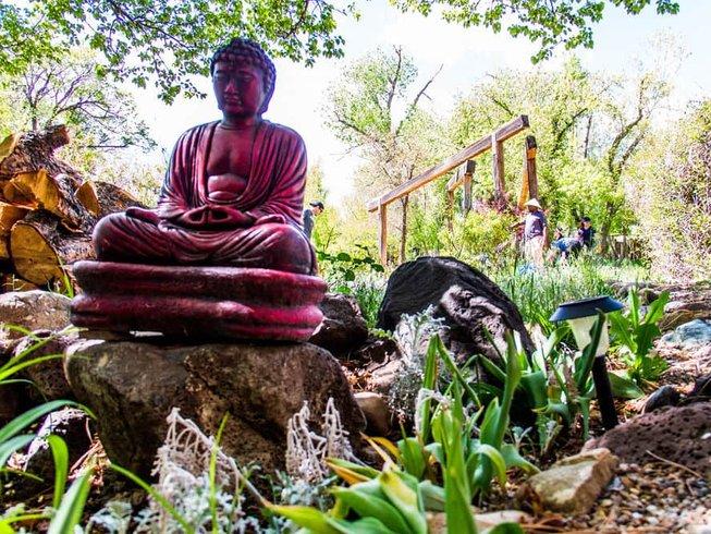8 Tage Kripalu Yoga und Meditation Retreat in New Mexico, USA