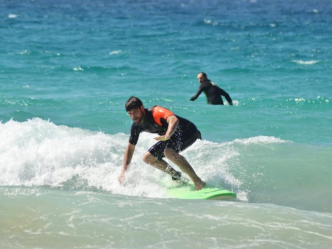 8 Days Independent Surf Camp in Corralejo, Spain