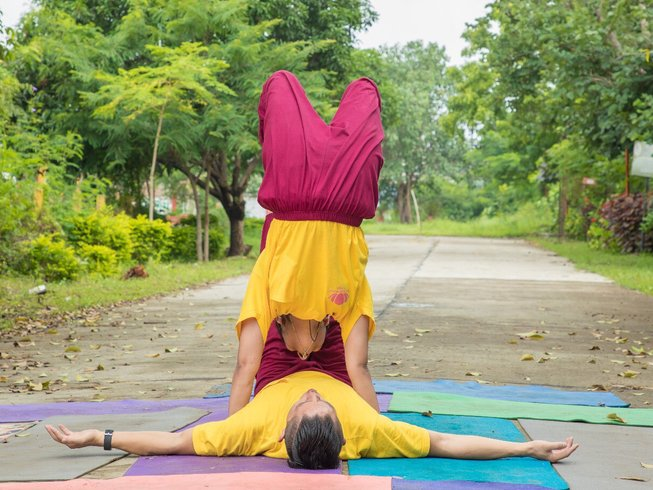 28 Days 200-Hour Yoga Teacher Training in Indore, India