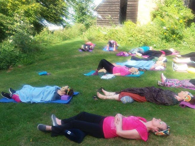 3-Daagse Yoga Retraite in Oxfordshire, Engeland