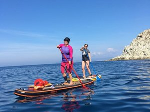 8 Days Freedive and SUP Camp in Sardinia, Italy