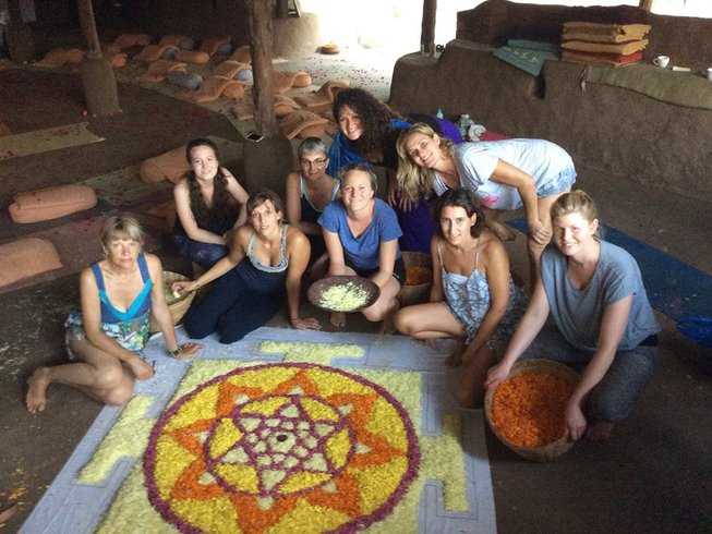 10 Days Pure Bliss Yoga Retreat in India
