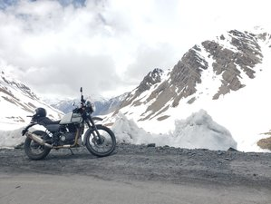 14 Day Trans Himalayan-Ladakh Private Guided Luxury Motorcycle Tour in India