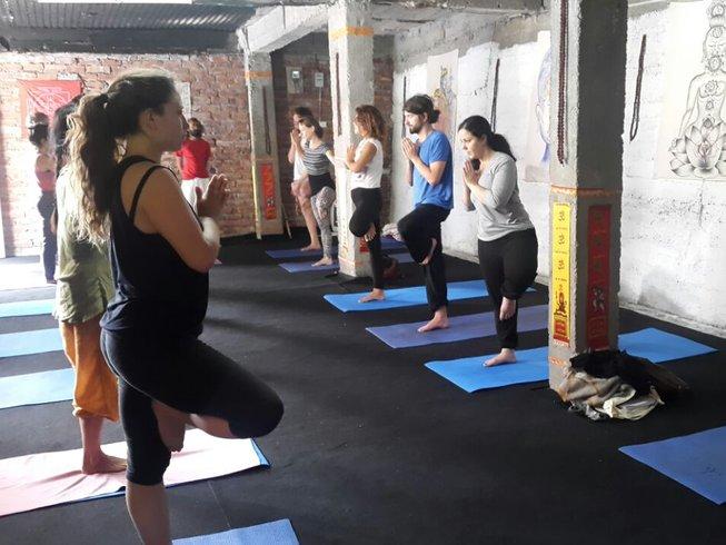 26-Daagse 200-urige Multi Stijl Yoga Docentenopleiding in Gokarna, India