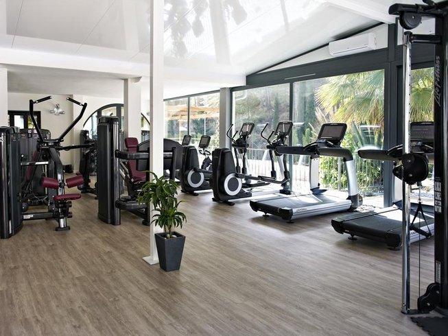 5-Daagse Fitness en Yoga Retraite Spanje