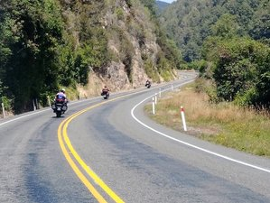 13 Days Weka Trail Self-Guided Motorcycle Tour on the South Island of New Zealand