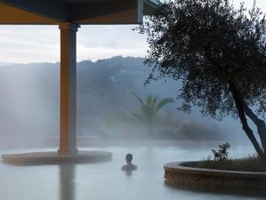 4 Days Spiritual Body, Mind, and Soul Luxury Spa Yoga and Meditation Retreat in Tuscany, Italy