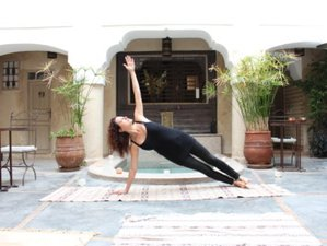 7 Days Christmas Yoga Retreat in Marrakech