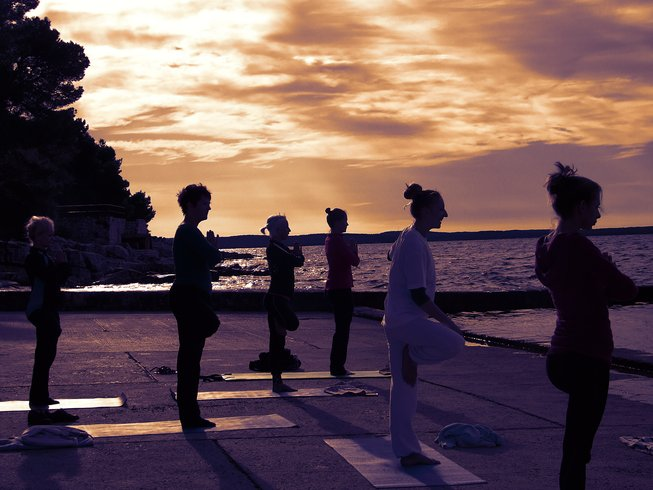 7 Days Meditation and Yoga Retreat in Rovinj, Croatia
