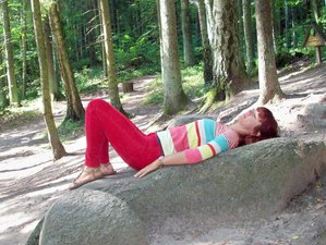 6 jours en stage de yoga au solstice d'été à Vidzeme, Lettonie