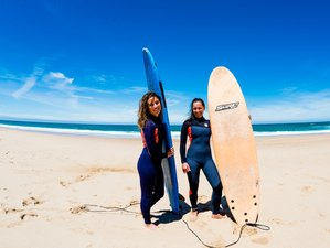8 Days Premium White Waves Surf Camp in Ericeira, Portugal