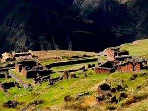 2 Day Horseback Riding Through The Beautiful Peruvian Nature and Ruins of Cusco