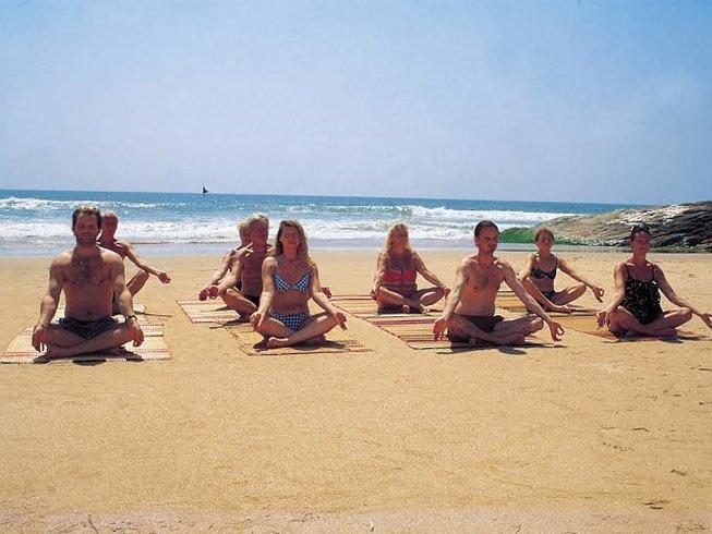29-Daagse 200-urige Yoga Docententraining in Kerala, India