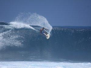 11 Days Asu Camp Surf Club in Indonesia