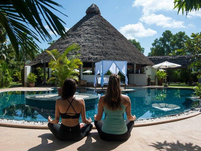 5 días limpieza y retiro de yoga en Camboya