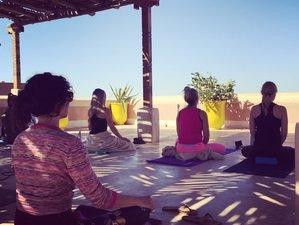 8 días retiro de yoga y meditación en Marruecos