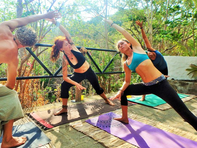 60 Days 200-hour Yoga Teacher Training in Nicaragua