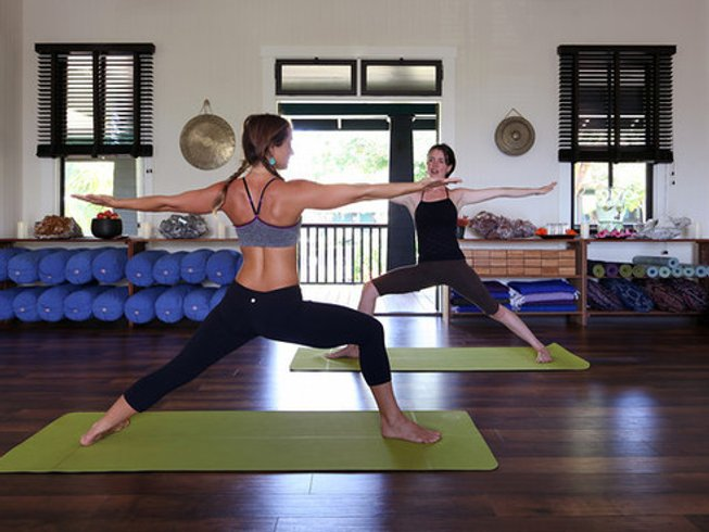 5 Days Bikram Yoga Retreat in Maui, Hawaii