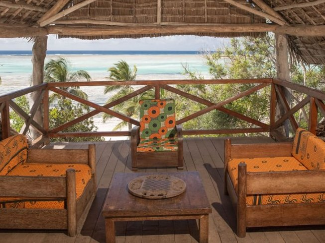 5 Days Fun New Moon Yoga Retreat in Zanzibar