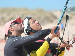 8 Days Amazing Almada Kite Surfcamp Portugal