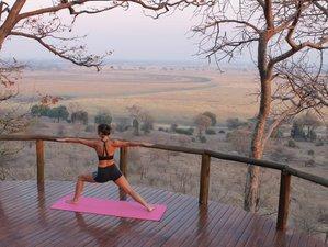 8 Day Adventure Safari, Meditation, and Yoga Retreat in Kasane