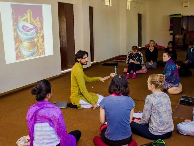 29 Days Gokarna 200-Hour Yoga Teacher Training India