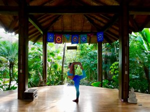 7 Day Luxury Boutique New Year Yoga Retreat in Punta Arenas, Costa Rica